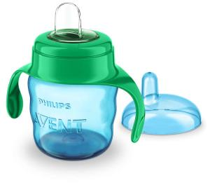 Philips Avent Kubek Niekapek Classic 6m+ 200 ml BLUE 551/00