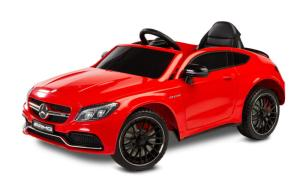 Toyz by Caretero Samochód Na Akumulator Mercedes C63 S RED