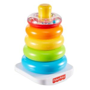 Fisher Price Piramidka z Kółek GKD51