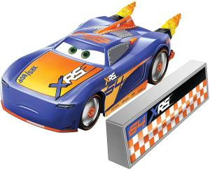 CARS Auto XRS Rocket Racing Derry DePedal GKB91 GKB87