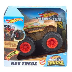 Mattel Hot Wheels Monster Trucks Rev Tredz GKC75 FYJ71