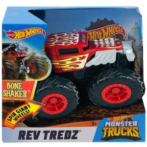 Mattel Hot Wheels Monster Trucks Rev Tredz FYJ72 FYJ71
