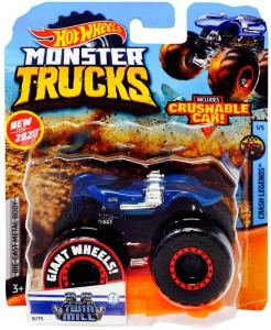 Mattel Hot Wheels Monster Trucks Twin Mill GJD77 FYJ44