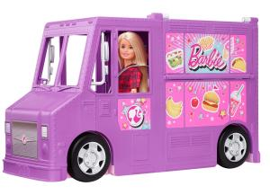 Barbie Foodtruck Zestaw Do Zabawy GMW07