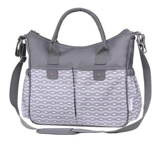 BabyOno Inteligentna Torba Dla Mamy SO CITY Grey 1423/02