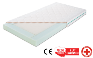 Vitmat Active Baby 3D Materac Piankowy 120x60 399125