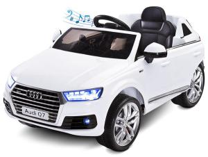 Toyz by Caretero Audi Q7 Pojazd Na Akumulator White