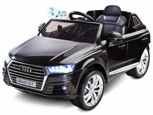 Toyz by Caretero Audi Q7 Pojazd Na Akumulator Black