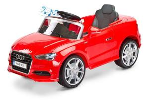 Toyz by Caretero Audi A3 Pojazd Na Akumulator Red